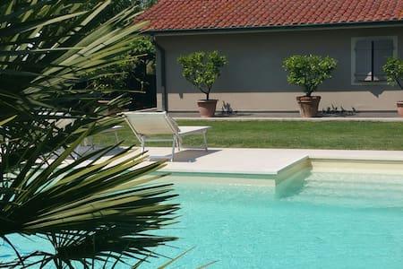Depandance con piscina privata - Talo