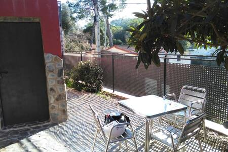Privat apartment with terrace - Sant Cugat del Vallès - Apartment