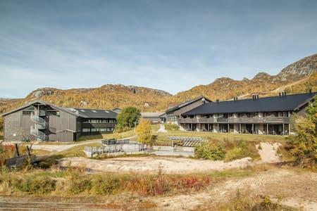 Sirdal Høyfjellshotell, Fidjeland (110) - Wohnung