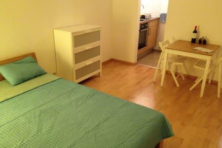 Schöne ruhige Wohnung im Stuttgarter Westen - Stuttgart - Apartment
