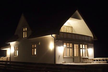 Beautiful house Private peninsula - Vestvågøy - Casa