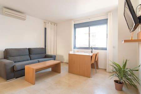 partement 5 mètres de la plage - Appartement
