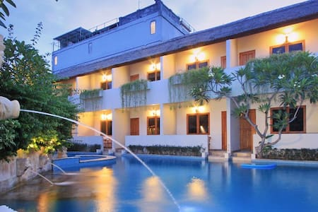 Balinese Private Pool Villa