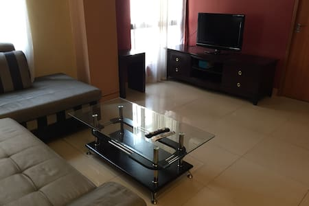 Cozy One Bedroom Fully Furnished at Newport City - Pasay