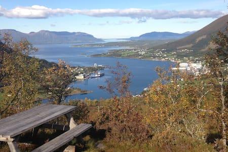 Bårdsnes in Tomrefjord - Tomrefjord - Apartamento