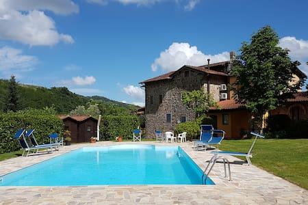 Podere La Colombaia Holiday House - Nievole - Villa