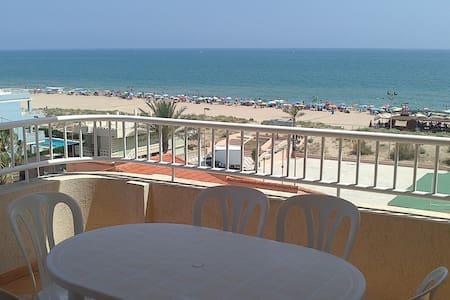 Aptos Playa Xeraco, a 7 km Gandía - Xeraco - Apartment