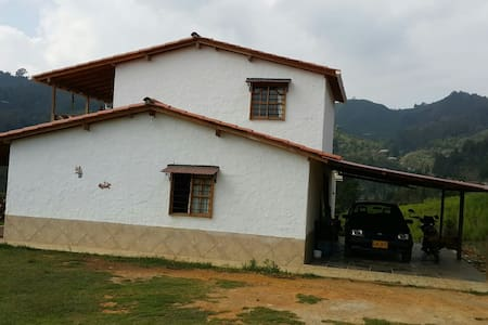 HABITACION, ZONA RURAL - Guarne