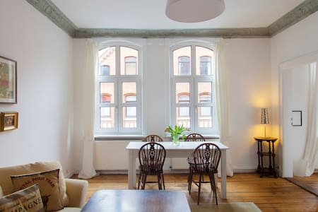 Central and stylish 3-room flat - Hannover - Apartamento