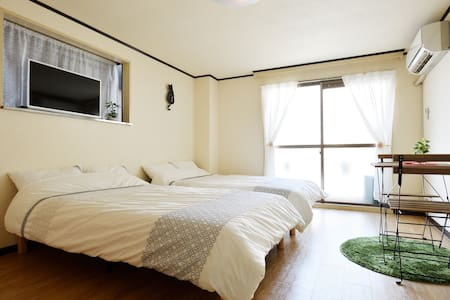 Namba 3 minutes!new open ! - 大阪市 - Apartment