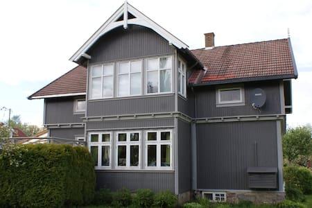 Nyborg Rom & Camping - Stange
