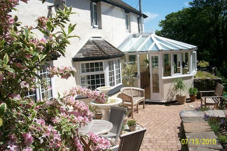 Frogwell (Cottage Suite) - Strete - Casa
