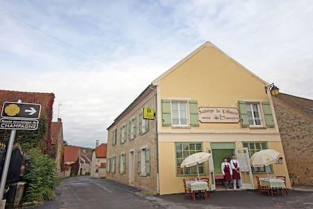 village de champagne - Baulne-en-Brie - Apartament