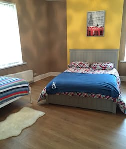 SHIQUE LARGE APARTMENT CLOSE TO CITY CENTRE - Newcastle upon Tyne
