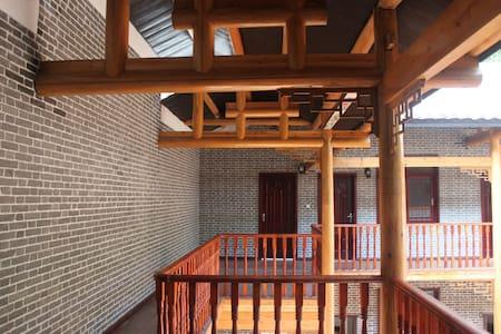 乌川湖风景区原始森林腹地的四合院 - 长沙县