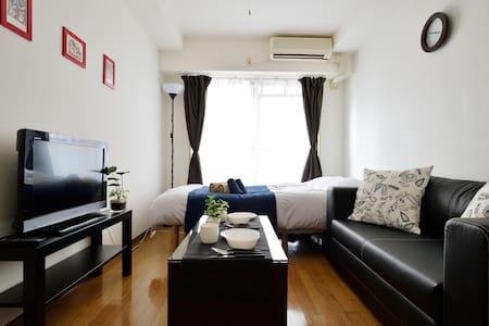 Best location Namba Kuromon!! 1 min DOTONBORI - Apartment