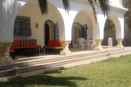 Une villa Pied dans l'eau - Villa