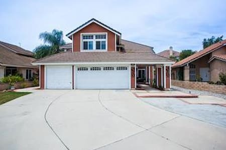 Chino hills family house - House