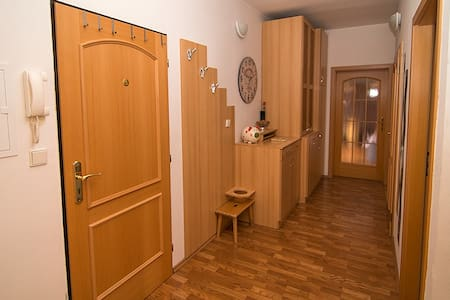Big apartment in Aš - Apartament