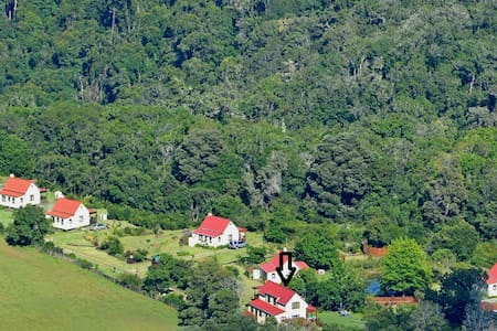 Authentic Woodcutter Luxury Knysna Forest Cottage - Rheenendal