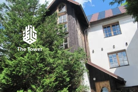 "The ""Tower"" -  Unique Nature House - House"