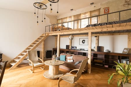 relaxing place - Zagreb - Wohnung