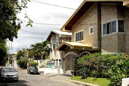 Clean and Friendly Home - Manila - Bed & Breakfast