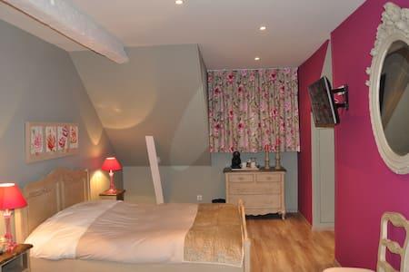 Chambre d'hôtes, Manoir de Bellacordelle, Arras - Rivière - Overig