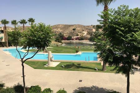 Apartamento en Campo de Golf. Vera - Vera - Flat