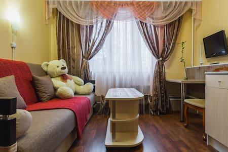 Уютная студия в центре Москвы - Moskva - Appartement
