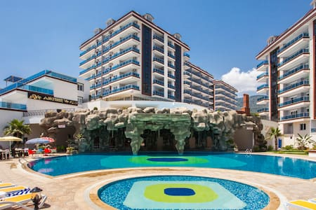 alanya another world - Appartement