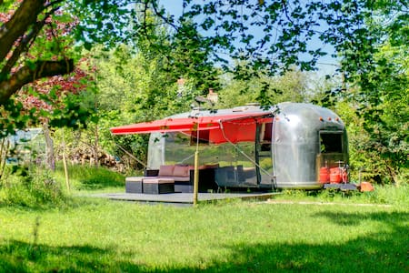 Glamping Retro American Airstream - Other
