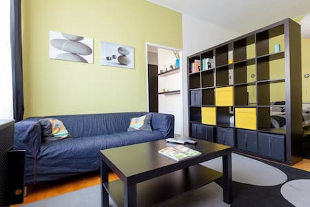 Friendly one bedroom apartment - Apartment