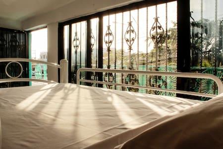 Spacious & Sunny,the heart of Tulum - Apartment
