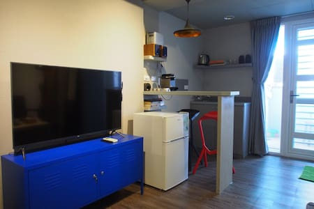 Studio in center of Tainan - East District - House