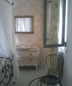 casale grandangolo camera albicocca - Naregno - Bed & Breakfast