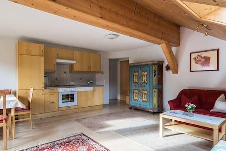 Sonnige gemütliche Ferienwohnung - Scharnitz - Flat