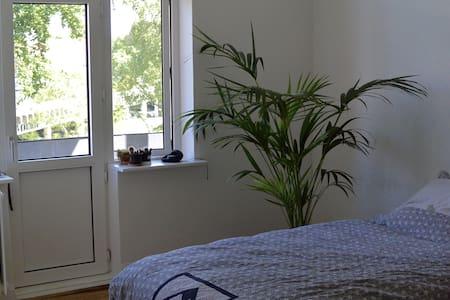 Airy Room In Large Apartment - Viborg - Apartament