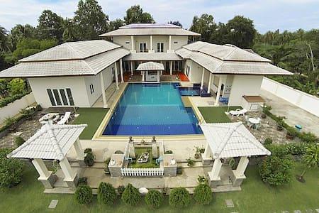 The White House Huay Yai, 7Bed - 7BR Condo #16635813 - Pattaya