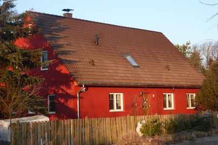 Kleiner Bauernhof in Ostseenähe - Testorf-Steinfort - Apartamento