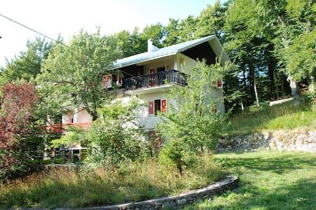 Villa prestigiosa a Terminillo (RI) - Haus