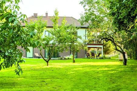 Schaalsee - Ferienhaus in Seedorf - Seedorf - Rumah