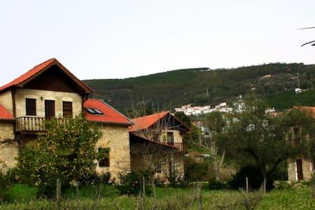 Villa Silene - Tortosendo - Oda + Kahvaltı
