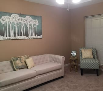 WoW, Cozy Quite Bungalow - Baton Rouge - Appartamento