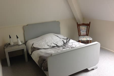 Double room, cosy, own shower! Very clean and new - House