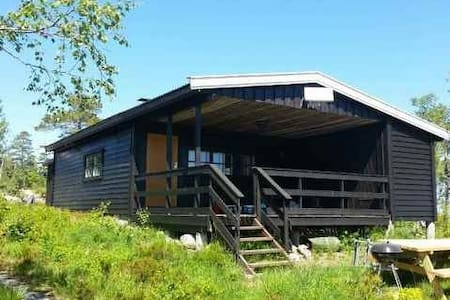 Hytte på Skrim - Casa de campo
