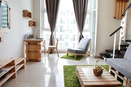 Scott Garden SOHO Kuala Lumpur 5 MIN TO MID VALLEY - Apartmen