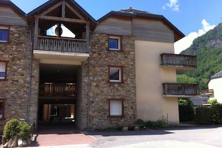 Appartement 3 pièces avec jardin. - Bagnères-de-Luchon