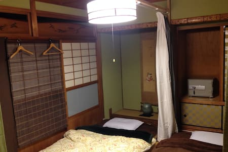 Private room Japanese style ① - Osaka - Bed & Breakfast