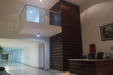 미라플로레스 중심부의 아파트 - Miraflores - Apartment